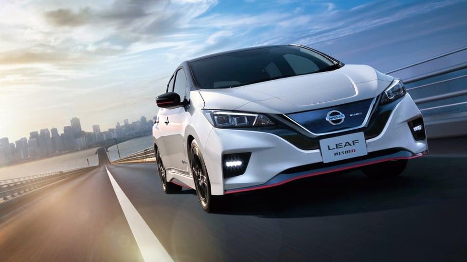 Afbeelding voor Nissan maakt nieuwe LEAF aantrekkelijker voor leaserijder en particulier