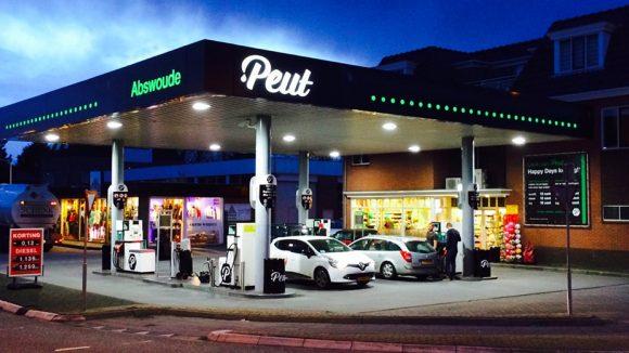Afbeelding van Verkoop medewerker Benzinestation