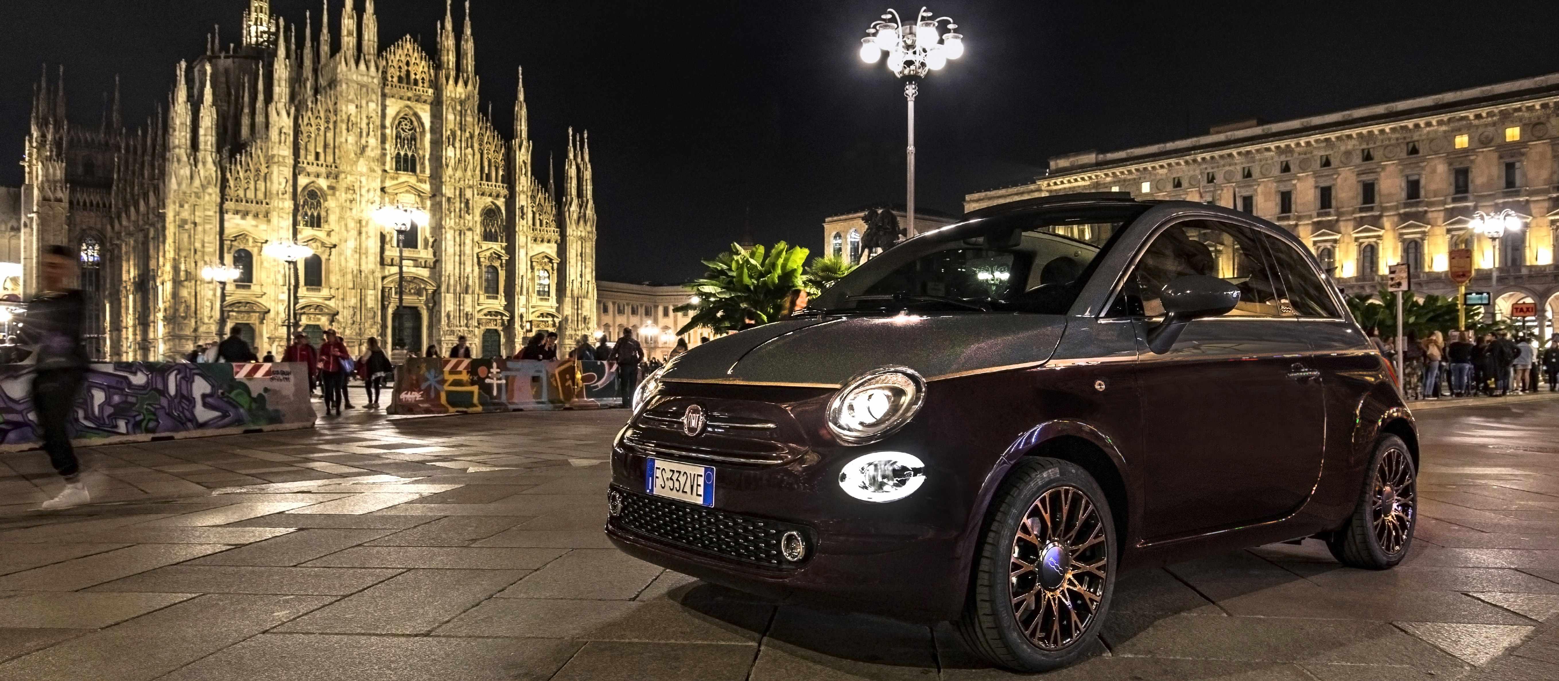 Afbeelding voor Introductie elektrische Fiat 500 brengt iconische model weer thuis