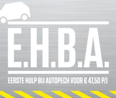 Eerste Hulp Bij Autopech voor € 47,50 per jaar.