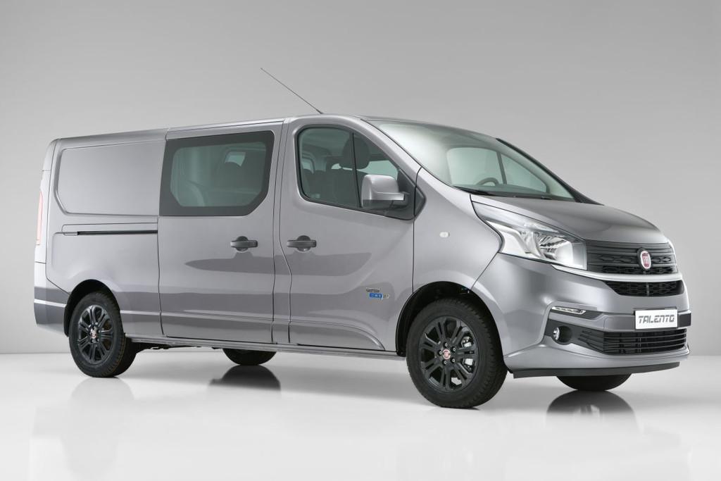 Afbeelding voor Fiat Talento klaar voor 2020. Schonere motor voor bestelwagen