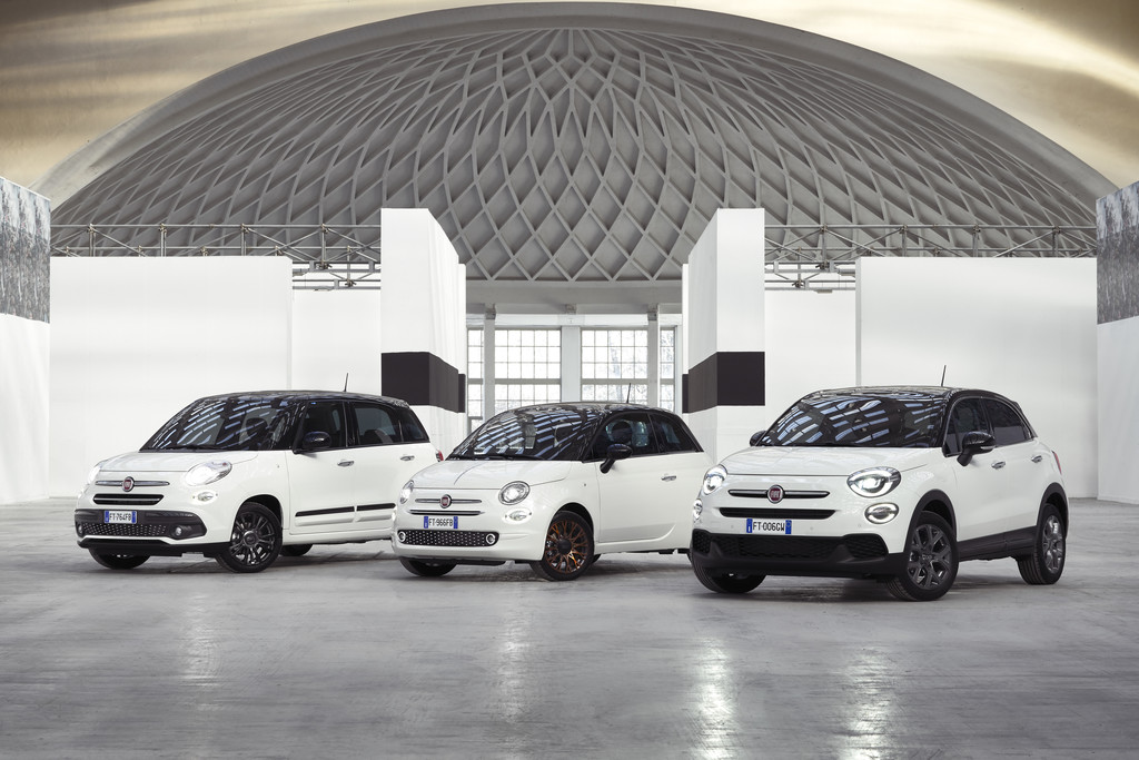 Afbeelding voor Fiat is 120 jaar: speciale uitvoeringen 500-modellen