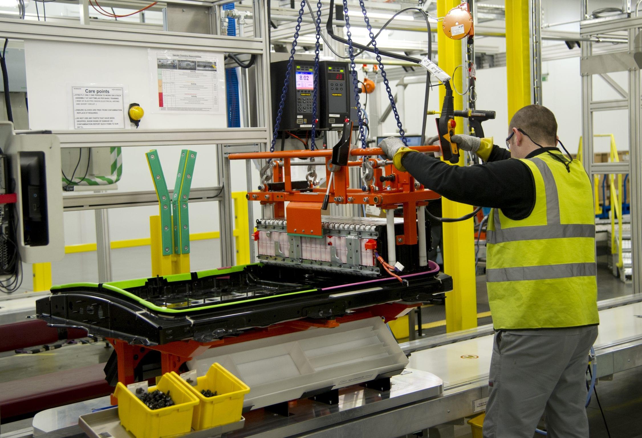 Afbeelding voor 'Batterijpakket Nissan Leaf gaat 12 jaar langer mee dan de auto'