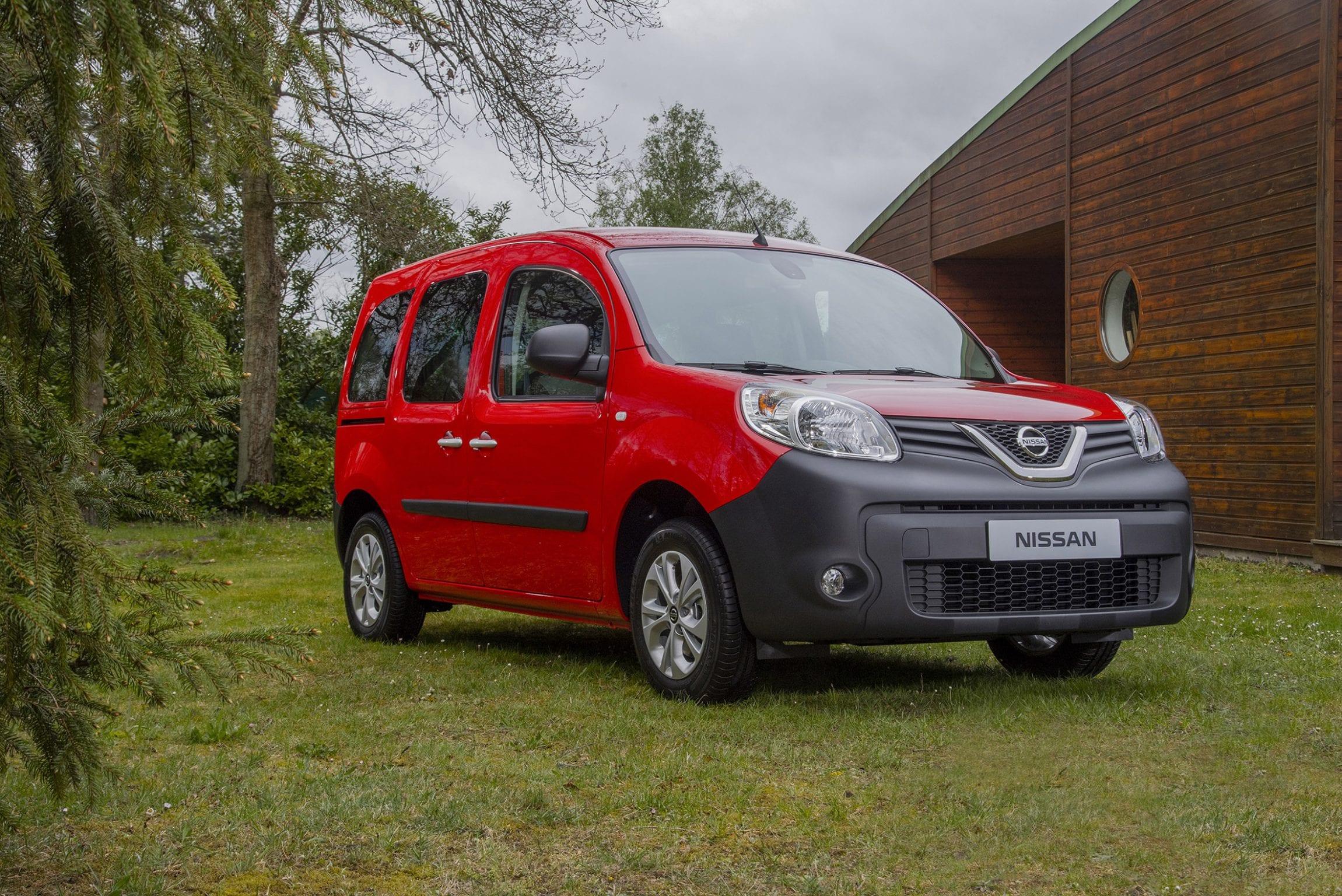 Afbeelding voor Nissan breidt bedrijfswagenaanbod uit met NV250