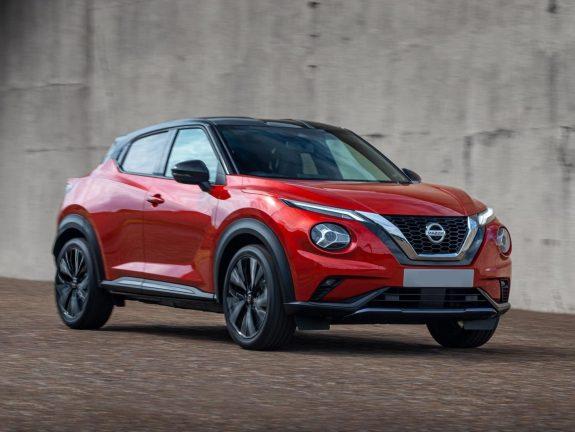 Afbeelding van De Nissan JUKE