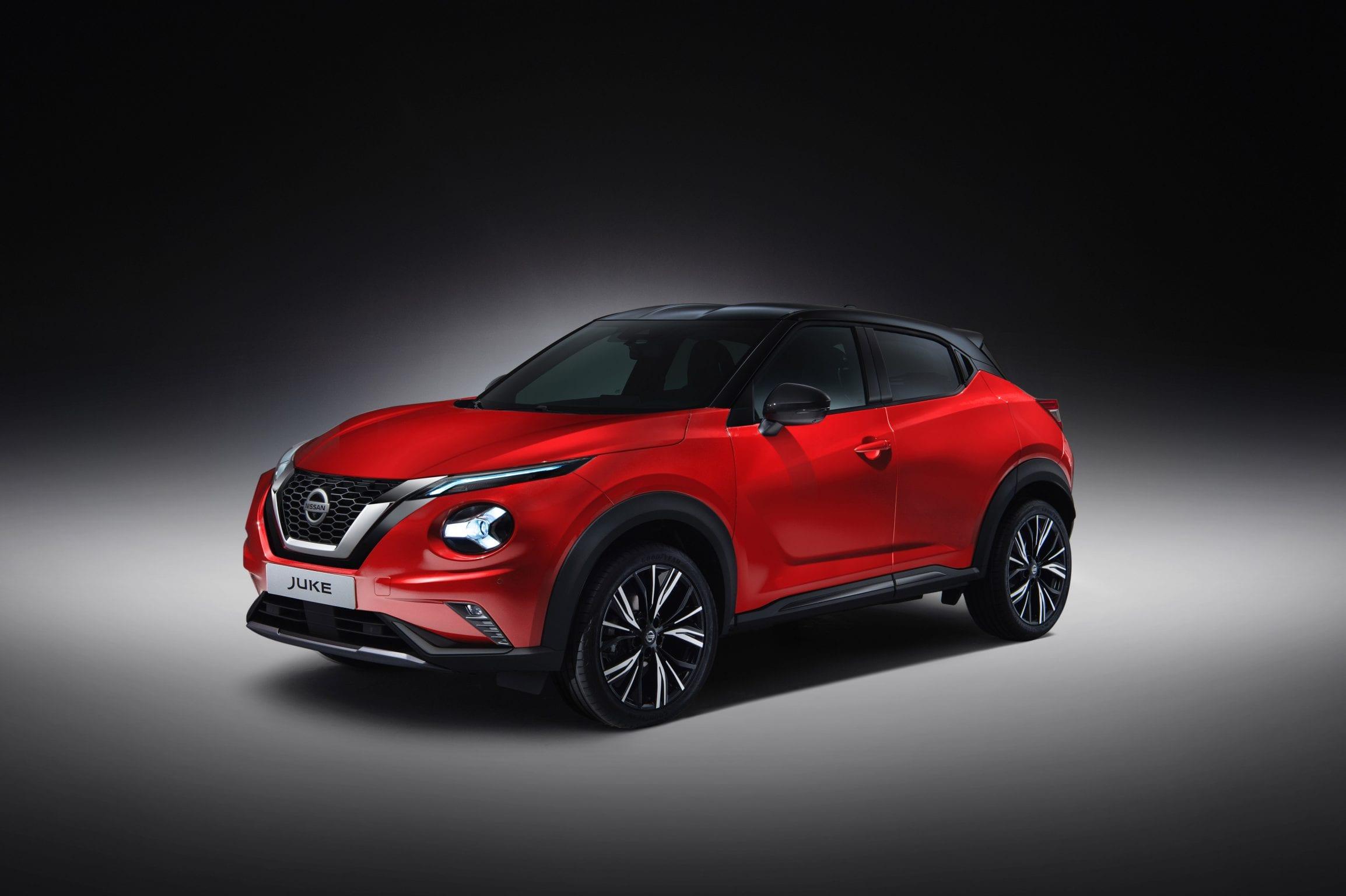 Afbeelding voor Nieuwe Nissan JUKE: eigenzinnige compacte crossover behoudt eigen karakter