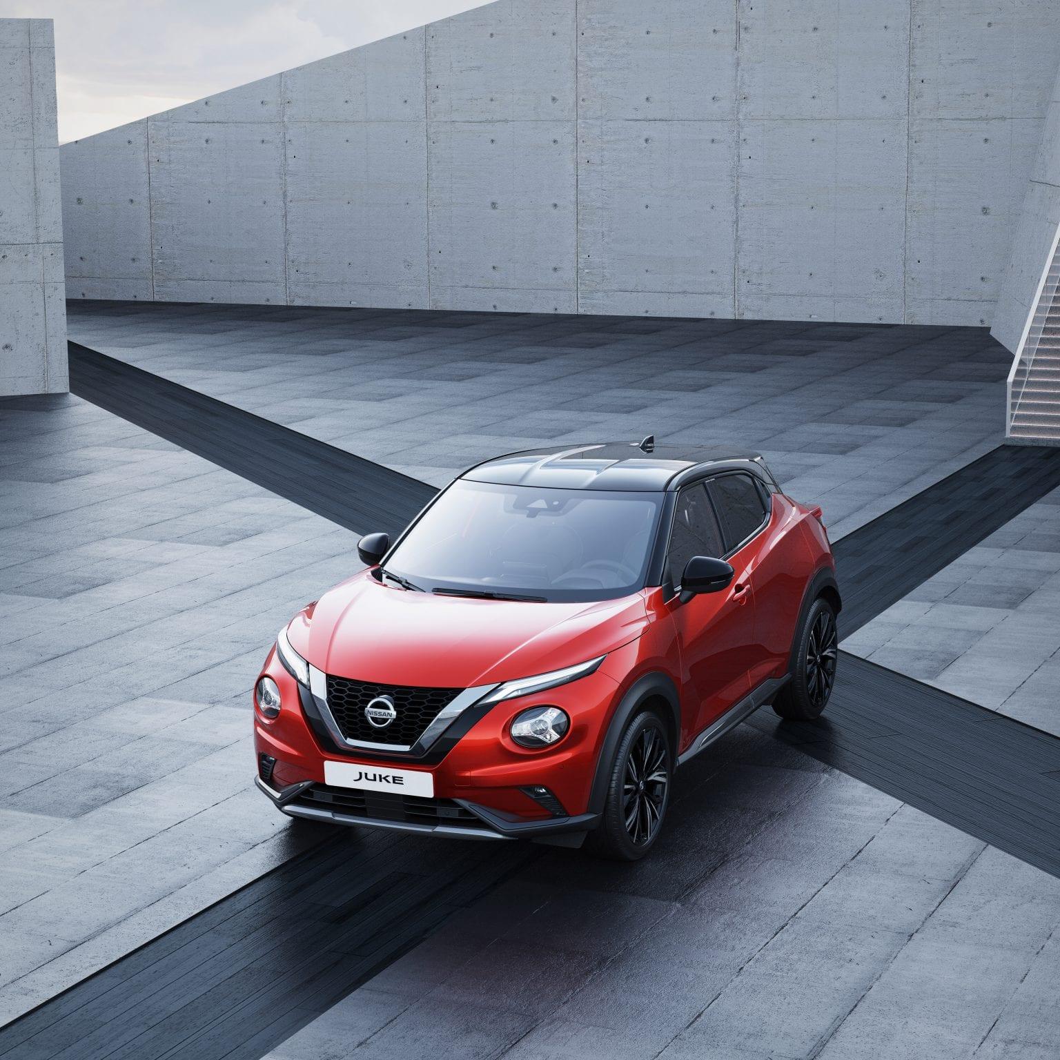 De Nissan JUKE
