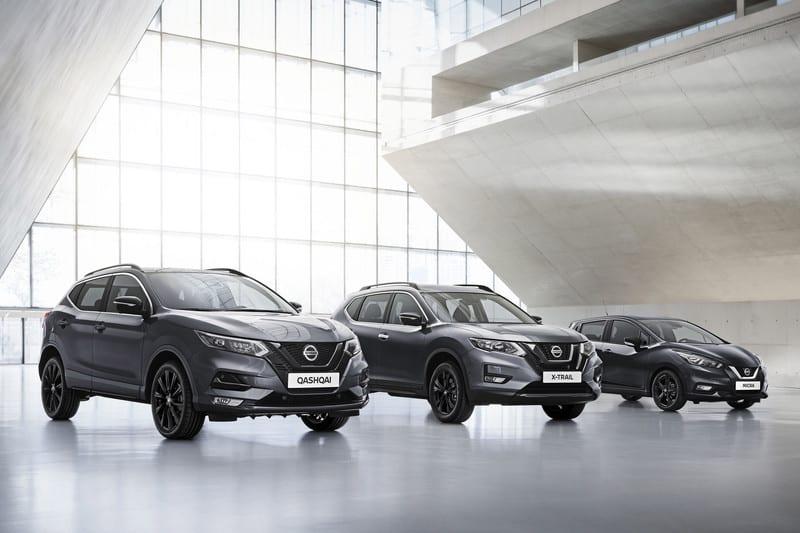 Afbeelding voor Nissan N-Tec 'limited' editions