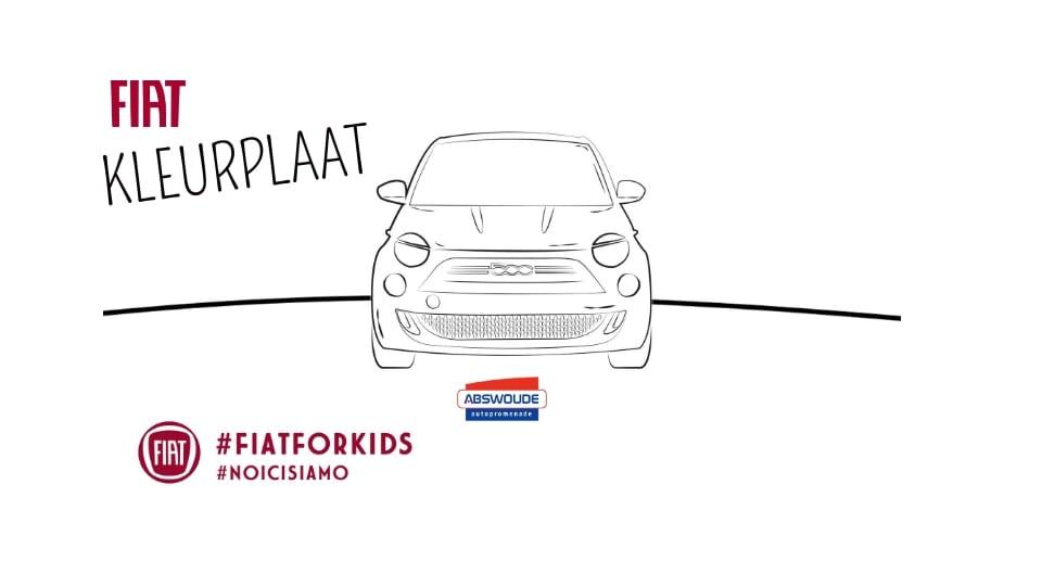 Afbeelding voor FIAT helpt thuiswerkers met kleine kinderen!