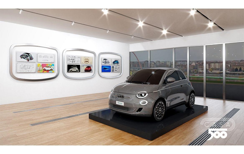Afbeelding voor Virtual Casa 500 is een virtueel museum