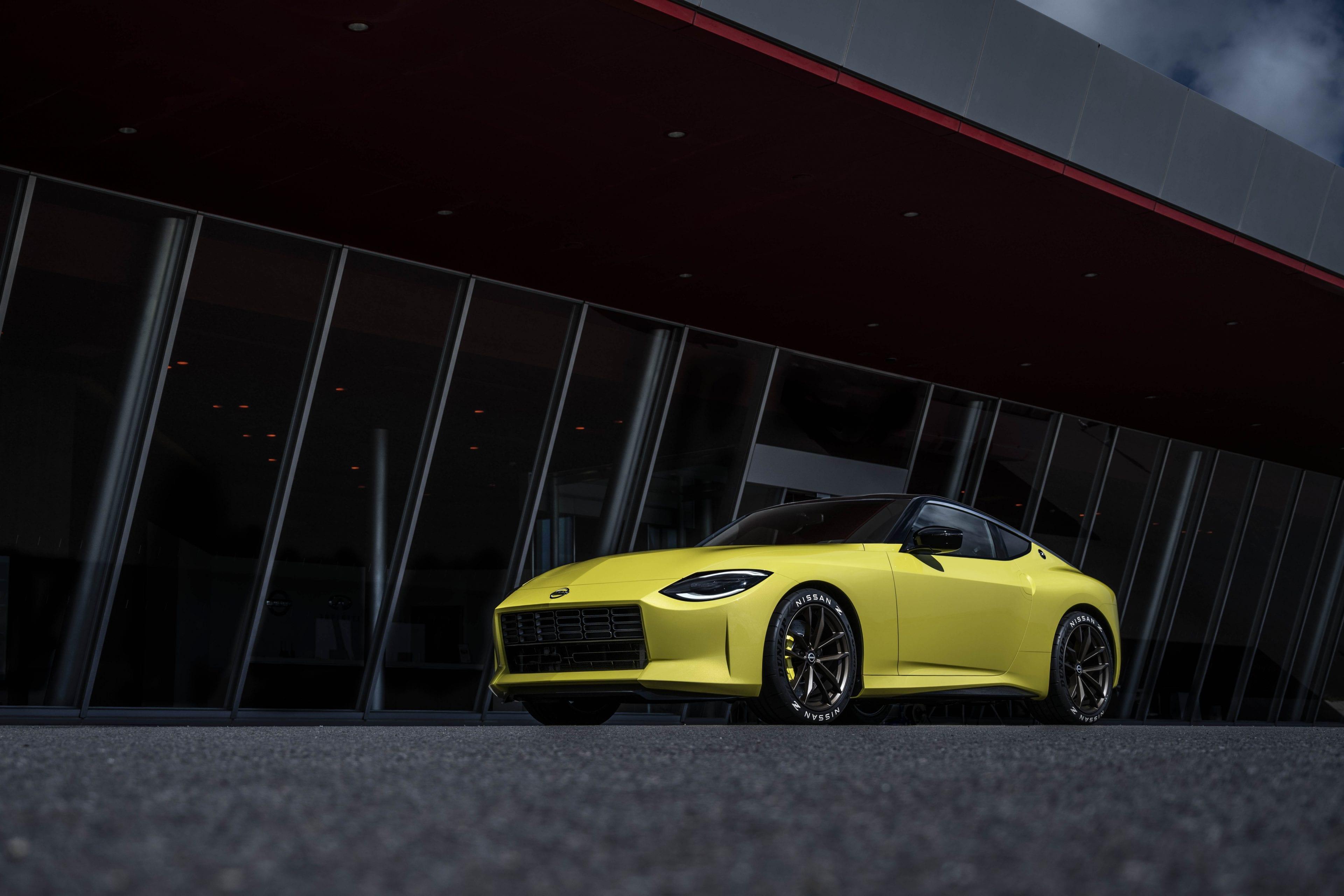Afbeelding voor Nissan Z Proto