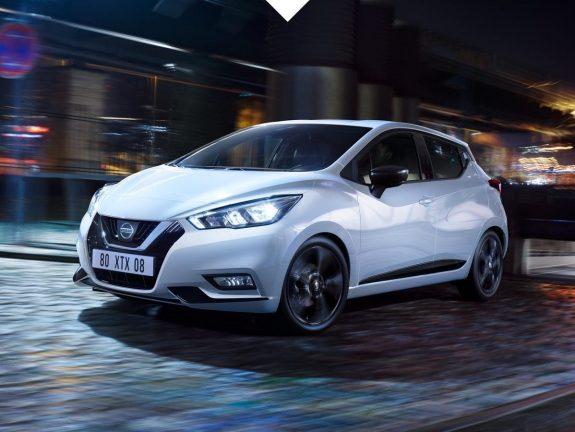 Afbeelding van Nissan Micra