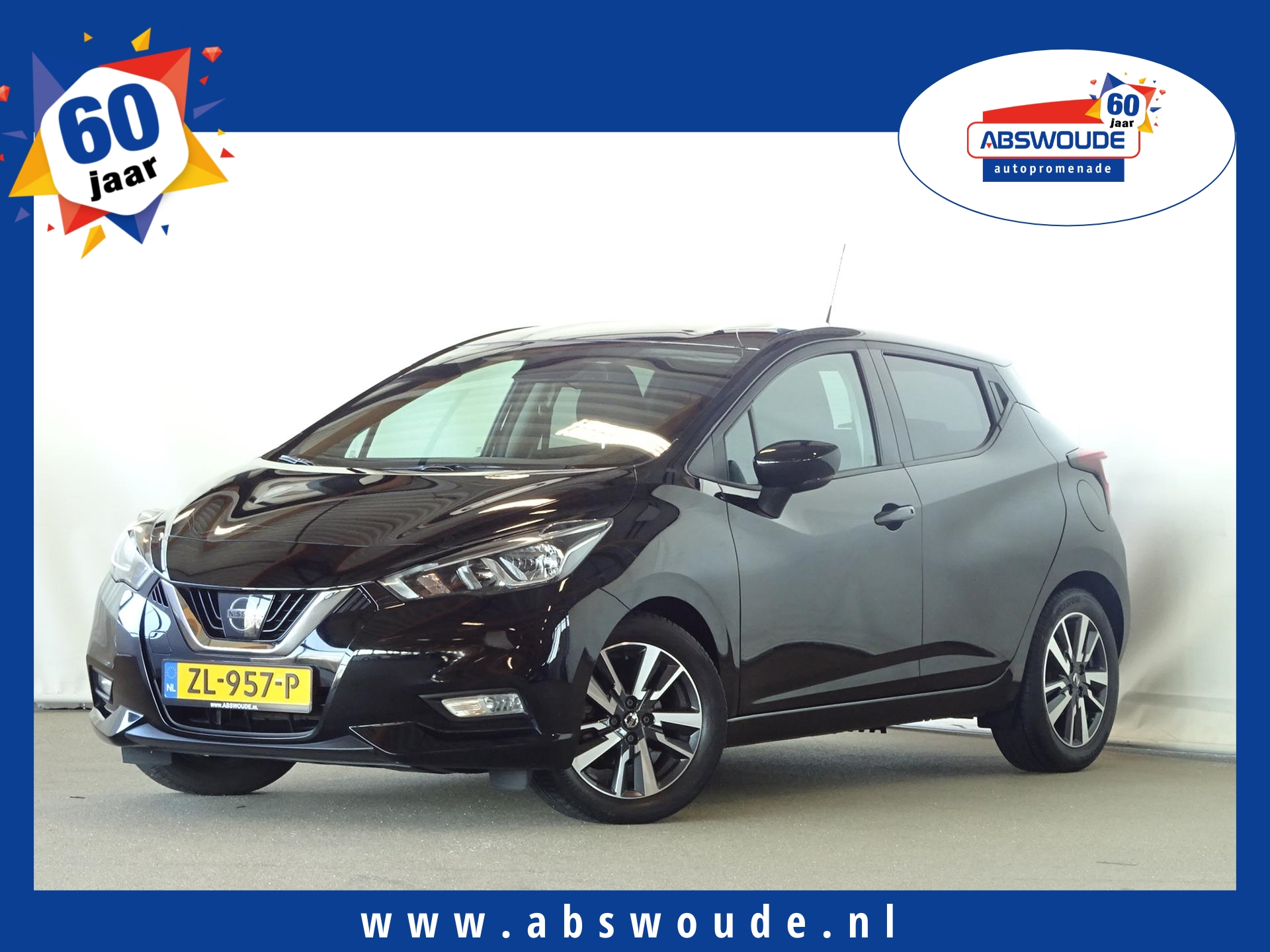 Nissan Micra 1.0 IG-T 100pk N-Connecta